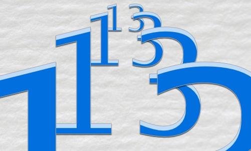 13th of November, 13, and 13:13